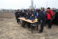 第14期学员AOPA无人机考试现场